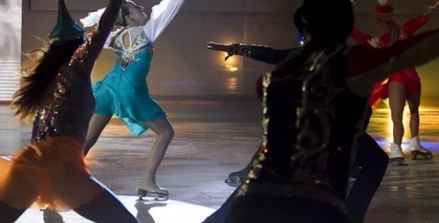 Участниц ледового шоу Дениса Тена обокрали в Алматы