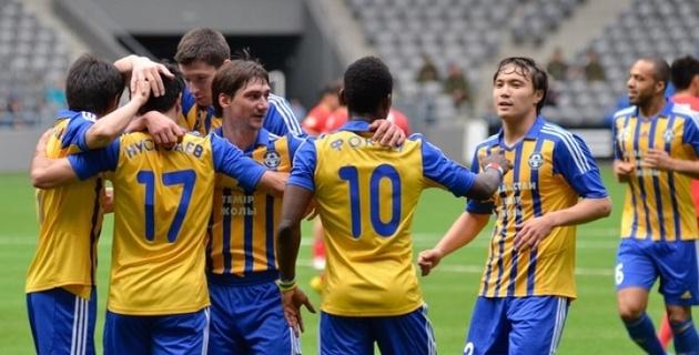 Стали известны четвертьфинальные пары Кубка Казахстана по футболу