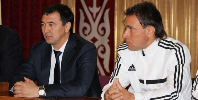 """""""Тобол"""" сделал ставку на казахстанского тренера"""