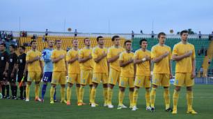 Казахстан опустился в рейтинге ФИФА