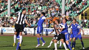 Время начала матчей 15-го тура казахстанской премьер-лиги