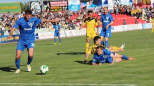Дебюты, поражения и сенсации. Обзор 15-го тура чемпионата Казахстана по футболу