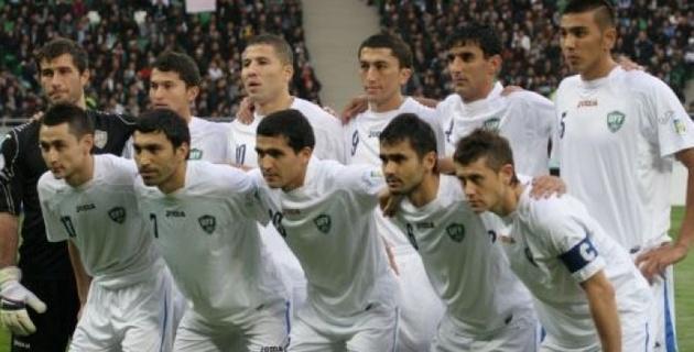 Узбекистану предстоит отбор на ЧМ-2014 через стыковые матчи