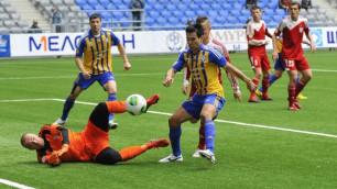Время начала матчей 16-го тура казахстанской премьер-лиги