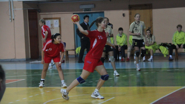 Казахстанские гандболистки потеряли лидера перед домашним чемпионатом Азии