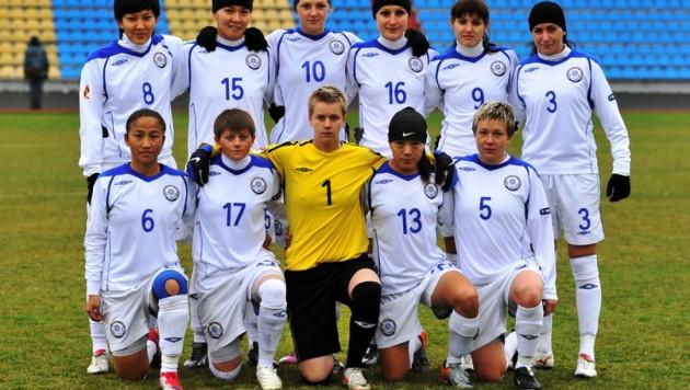 Гонконг обошел Казахстан в женском рейтинге ФИФА