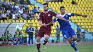 Превью к 16 туру чемпионата Казахстана по футболу