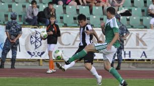 Символическая сборная 16 тура футбольной премьер-лиги Казахстана