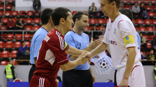Футзальные матчи чемпионата планируется транслировать в онлайн режиме