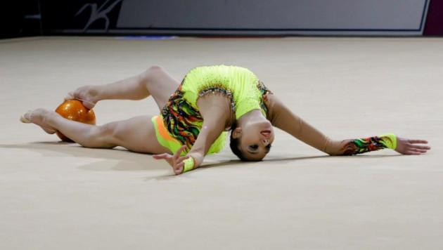 В казахстанской художественной гимнастике новый лидер