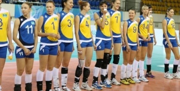 """Казахстанские волейболистки провели """"междусобойчик"""" на Кубке Президента"""