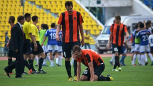 Обзор 17-го тура чемпионата Казахстана по футболу