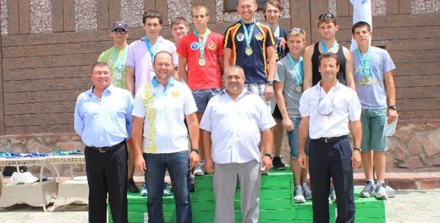 Казахстанские пятиборцы победили на международном турнире Иманова