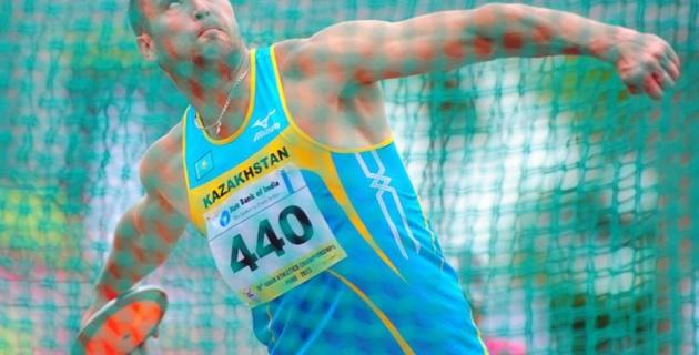 Дмитрий Карпов стал чемпионом Азии по десятиборью