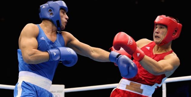Восемь казахстанских боксеров пробились в полуфинал чемпионата Азии