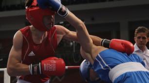 Боксер Жайлауов проиграл в четвертьфинале Универсиады