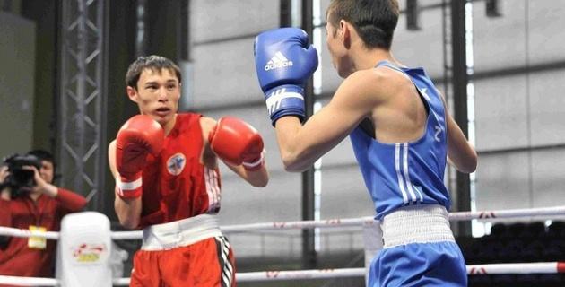 Темиртас Жусупов стал чемпионом Азии по боксу