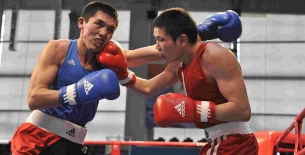 Мерей Акшалов выиграл чемпионат Азии по боксу