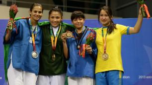 Казахстан завоевал третью медаль на Универсиаде