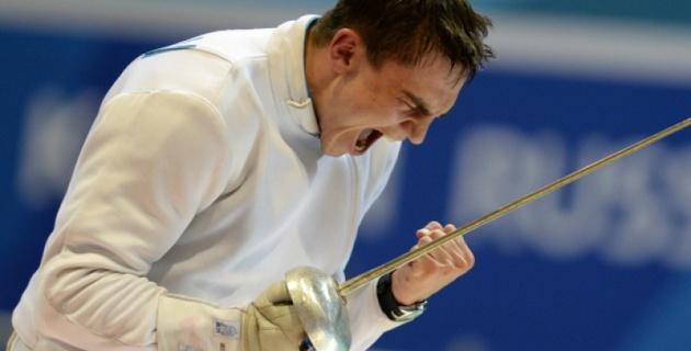 Шпажист Курбанов стал серебряным призером Универсиады (+фото)