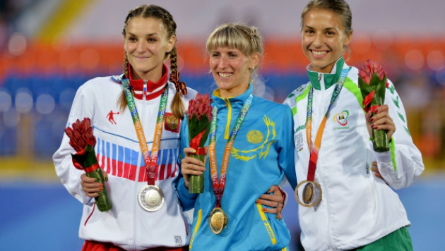 Казахстан стал 9-м в медальном зачете Универсиады после четырех дней