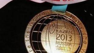 Примбаев завоевал для Казахстана первую медаль Универсиады в вольной борьбе