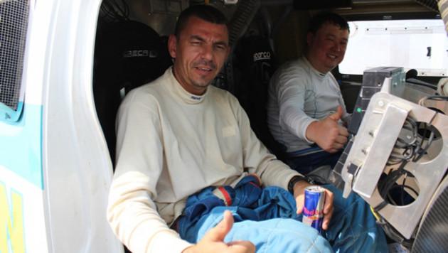 """Шагиров и Мороз стали десятыми на пятом этапе """"Шелкового пути"""" (+фото)"""