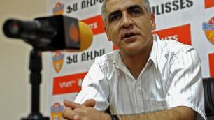 """Тренер """"Гандзасара"""" пообещал дальше в Лиге Европы болеть за """"Актобе"""""""