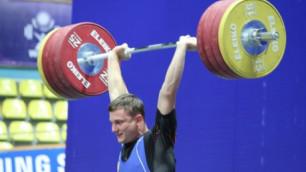 Штангист Зайчиков завоевал серебряную медаль Универсиады