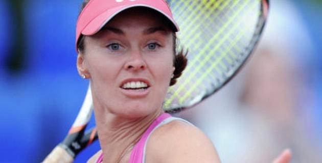 Мартина Хингис вошла в Зал теннисной славы