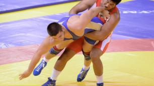 Борец Тыналиев стал бронзовым призером Универсиады