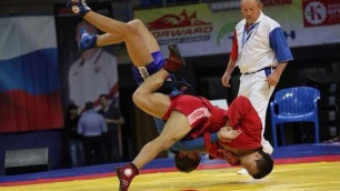 Казахстанский самбист стал серебряным призером Универсиады