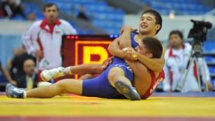 Кебиспаев выиграл бронзовую медаль Универсиады в греко-римской борьбе