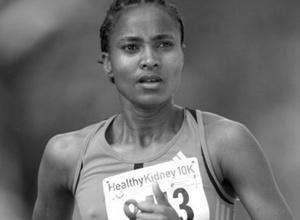 Эфиопская легкоатлетка умерла на последнем месяце беременности