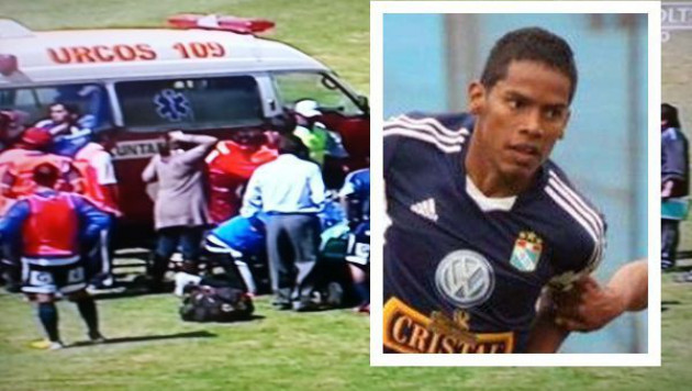18-летний перуанский футболист умер во время матча