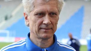 Тренер молодежной сборной по футболу определился с тактикой на матч с Арменией