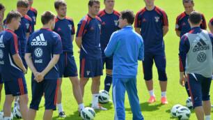 Капелло взял на игру с Северной Ирландией 24 футболиста