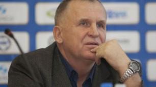 """Тренер """"Актобе"""" Никитенко надеется на удачу в играх с """"Динамо"""""""