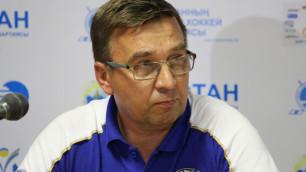 """Тренер """"Барыса"""" назвал действия своих подопечных в игре с """"Югрой"""" сонными и вялыми"""