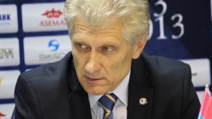 Тренер сборной Казахстана назвал Исламхана косвенным виновником поражения от Армении
