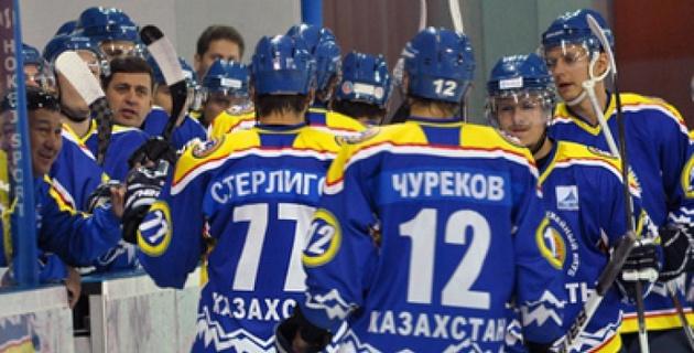 В матче Кубка Казахстана забросили 11 шайб