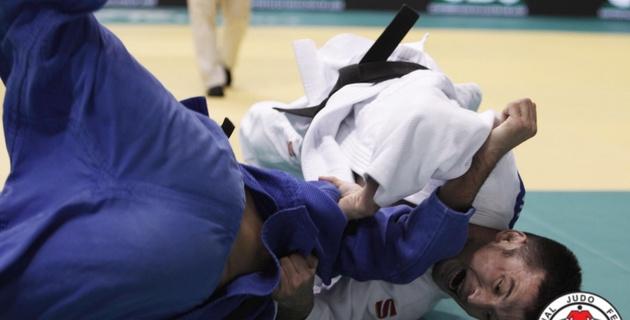 Дзюдоисты Тельманов и Сметов поделили седьмое место на чемпионате мира в Рио-де-Жанейро