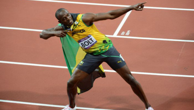Усэйн Болт уйдет из спорта после Олимпиады в Бразилии