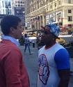 Головкин и Стивенс встретились на пресс-конференции в Нью-Йорке (+видео)