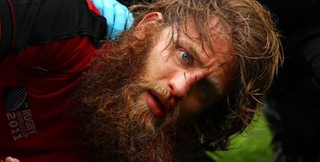 Составлен рейтинг самых бородатых спортсменов мира