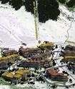 """Проектировщики горнолыжного курорта """"Кок-Жайляу"""" надеются обойтись без вырубки деревьев"""