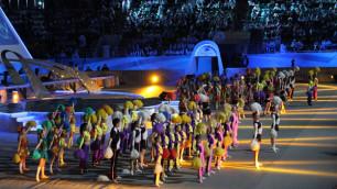 Более 1000 спортсменов приедут в Алматы на Евразийские игры среди юношей и девушек
