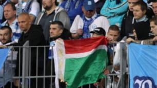 """Виновного в поджоге флага Чечни на стадионе """"Зенита"""" будут судить за """"мелкое хулиганство"""""""