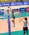Сборная Казахстана потерпела первое поражение на чемпионате Азии