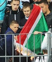 """""""Зенит"""" оштрафовали на полмиллиона рублей за сожженный фанатом флаг Чечни"""